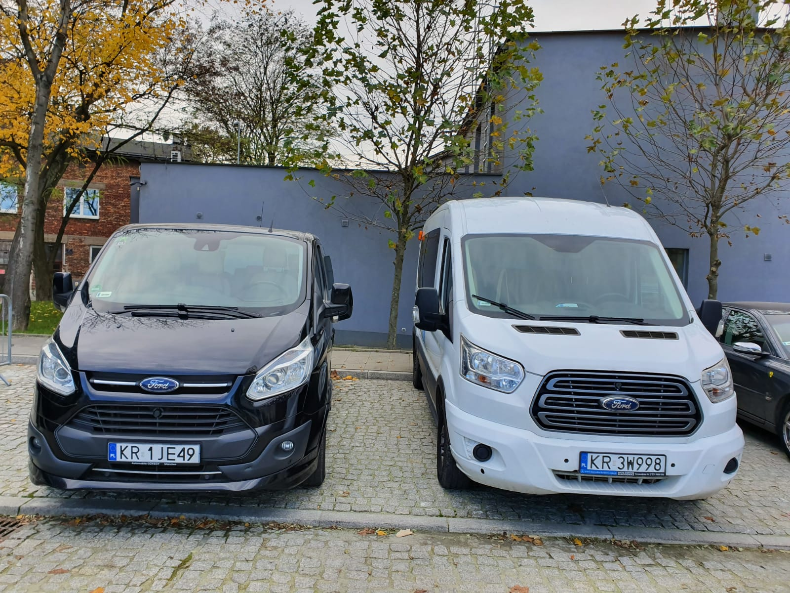 Ford Tournero Custom ST