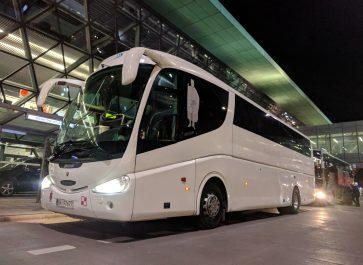 Scania Irizar PB - busy kraków