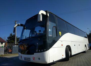 Volvo 9700 HD - wynajem busów Kraków